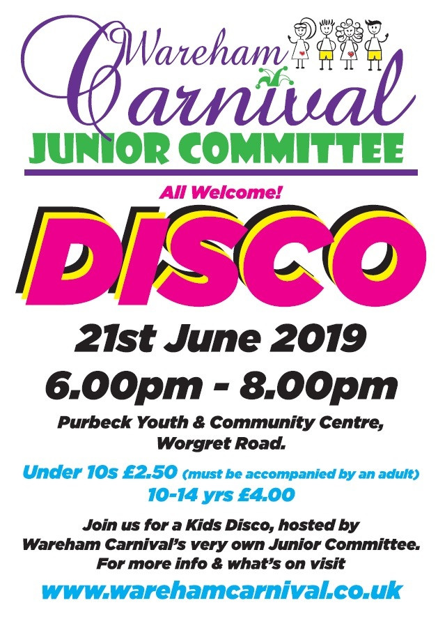 Kids disco main 2019
